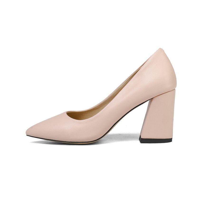taglia donna Esveva primavera scarpe autunno slip matrimonio 2018 nero 34 punta superficiale 43 place rosa on elegante alti albicocca a punta pumps tacchi beige rrqfw5