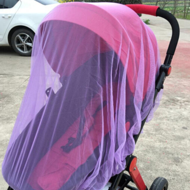 Red antimosquitos para carrito