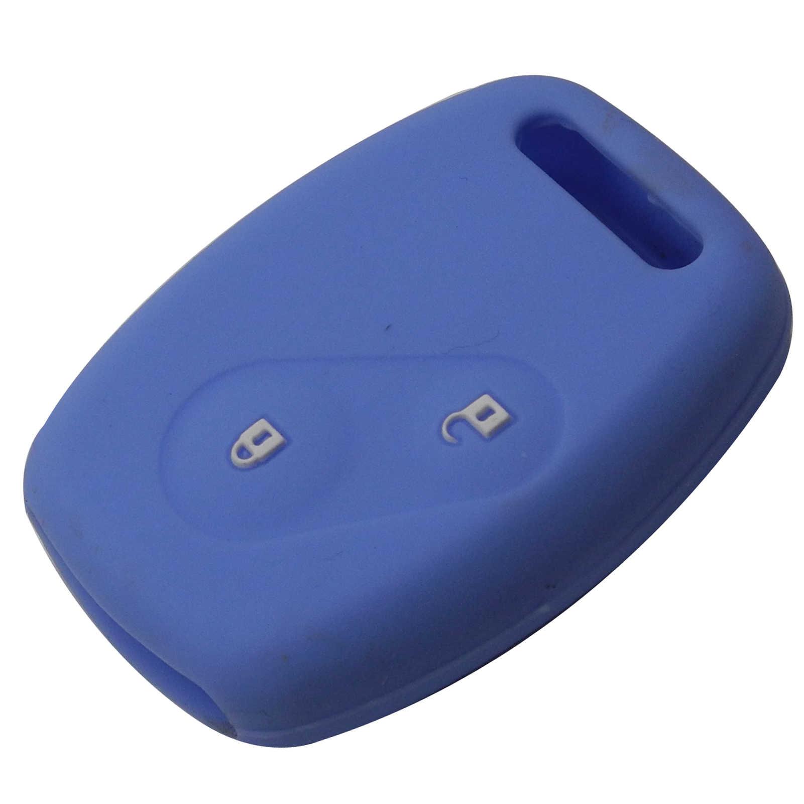 Jingyuqin-étui pour clé télécommande 2b en Silicone, pour HONDA Accord, Civic CRV, porte-couvercle stylistique