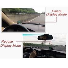 GPS Speedometer Head UP Display