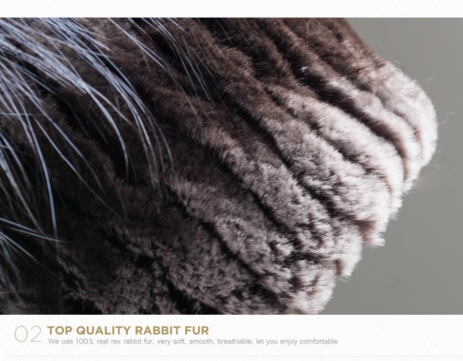 women\'s hats fur PCM002 (7)
