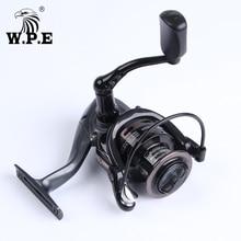 W.P.E EVOLA Series Spinning Fishing Reel Super Light Aluminum Spool 9+1 BBs 2000/3000/4000/5000 High Speed Carp