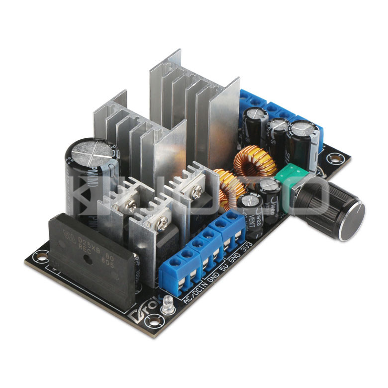 LM2596 Multiple Output Adapter DC 35V/AC27V to 3.3V 5V 9V 12V 1.25~37V Power Supply Module/Adjustable Voltage Regulator/Driver lm2596 multiple output power supply module dc 5 40v to 3 3v 5v 12v adj 4 way buck converter voltage regulator adapter driver