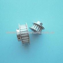 T5 времени шкив с 20 мм ширина T5 зубчатого ремня и T5 времени шкив продать по одной упаковке