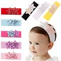 2017 Venda Quente Supremo Bebê Menina Miúdos Crianças Bebe Estrela Acessórios Para o Cabelo Cabeça Banda Bow Newborn Fotografia Props Headwear