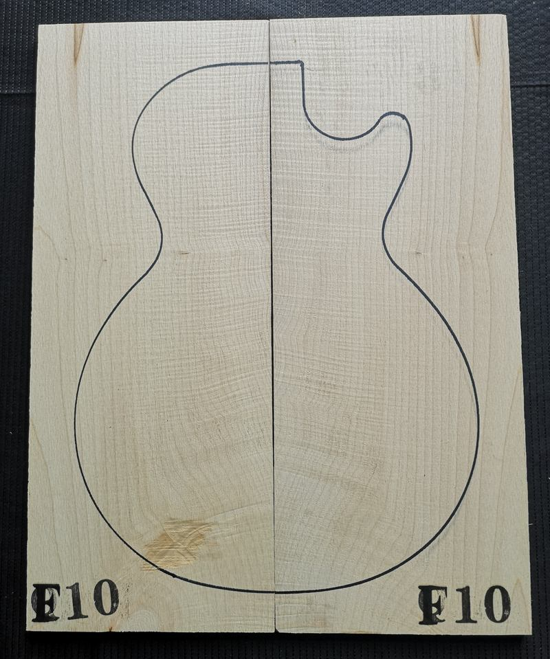 Flame Maple Electric Guitar Electric Bass Body Veneer Two-piece Wood Square Guitar Making Material Accessories500*180*11mmFlame Maple Electric Guitar Electric Bass Body Veneer Two-piece Wood Square Guitar Making Material Accessories500*180*11mm