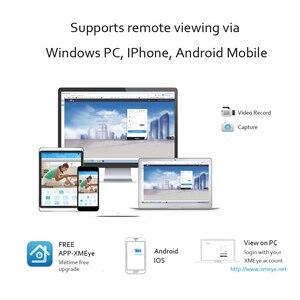 Image 5 - Security camera cctv security system kit video surveillance 2 camera HD 720P/1080P 4ch dvr surveillance Waterproof Night Vision