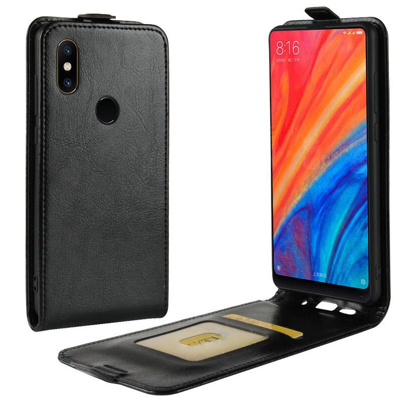 for Xiaomi Mi Mix 2s Mix2s Flip Leather Case for Xiaomi Mi Mix 2 Mix2 64GB 128GB 256GB Retro Wallet Case Leather Cover Cases