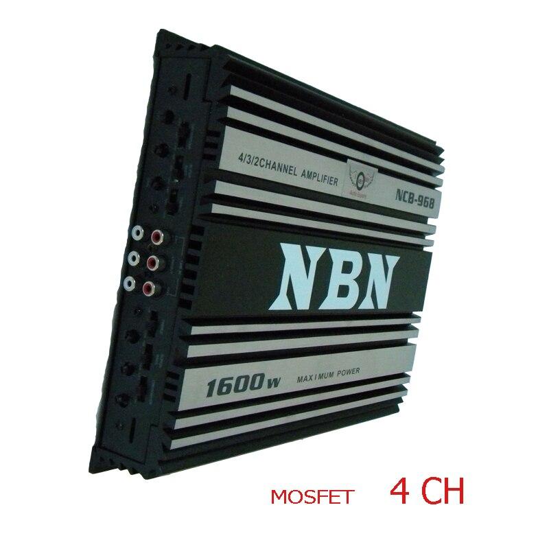 4ch amplifier