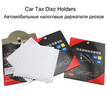 Car Clear Electrostatic Paste Film eco-friendly inspection static decal car front rise sticker accessories