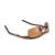 De alta Calidad de Conducción gafas de Sol Polarizadas de Los Hombres Gafas de Sol Con Marco de Aluminio de Aleación de Magnesio Shades Metal Bisagra Del Resorte Luneta