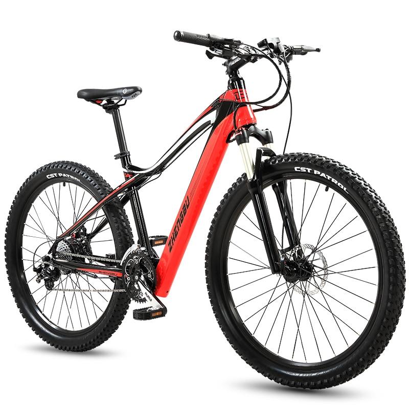 Aliexpress Com Buy 27 5inch Electric Mountain Bike 48v Lithium