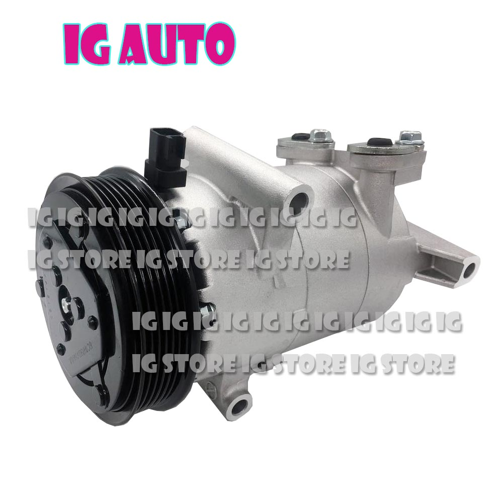 For Ford Transit 2.2 For Peugeot Boxer 2.2 Car Air Conditioning Compressor With Clutch 6C1119D629AA/AD/AC 1371569 6C11-19497-AB