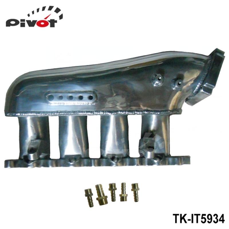 Pivot -Engine Swap Turbo Intake Manifold For Mitsubishi EVO 4-9 4G63 High Performance Polished TK-IT5934 панда 30 см