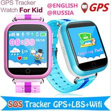 Android GPS Smart Watch Kids Monitor Anti-loss APP Watches with GPS AGPS Wifi LBS BDS Sleep SOS Bracelet 4G SIM Card Smartphone