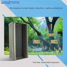 Garden Park Waterproof Audio Speaker Motion Detection Outdoo