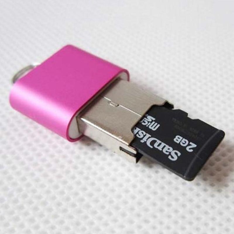 Portable Mini USB 2.0 Micro SD TF Flash Memory Card Reader Adapter Flash Drive SD Flash Memory Wholesale