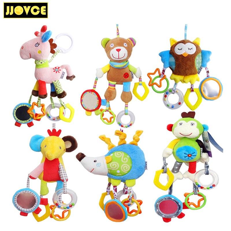 JJOVCE Baby Crib Hanging Toys Infant Newborn Sleep ...