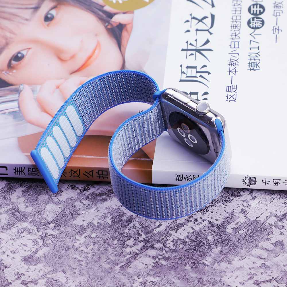 Nylon Band for Apple Watch 40