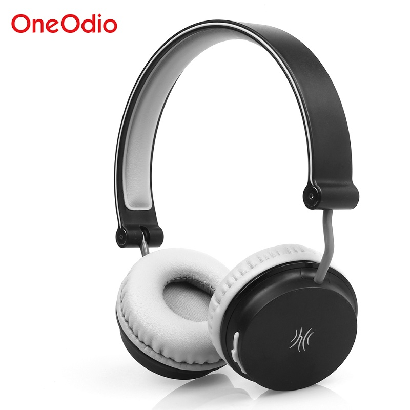 Oneodio Bluetooth Headphones with Microphone Headband Wireless Headphones Bluetooth Stereo Headset Sport Earphone MP3 Player Aux headphones blutooth 4 1 wireless foldable sport earphone microphone headset with tf card slot mp3 player music earphone earpiece