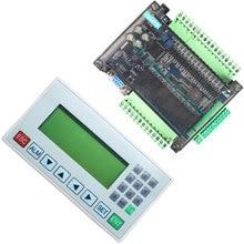 Affichage écran LUI MD204L OP320-A + 24MT 14 entrée 10 sorties Transistor, 2 sorties transistor Haute sortie d'impulsions