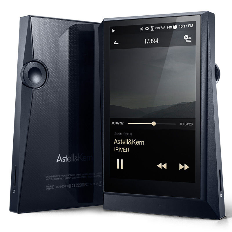 Original Astell Kern AK300 Flagship High Resolution 4 MP3 DSD 64GB Music Player