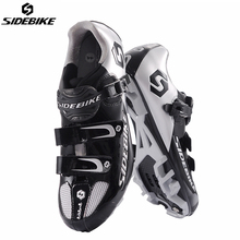 Sidebike Hot Mountain Bike Shoes Breathable MTB Cycling Shoes Anti-slip Mens Sapatilha Ciclismo MT Bicycle Racing Sneaker Shoes