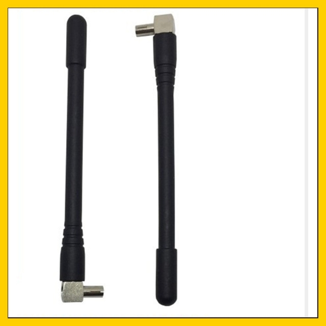 2 PCS מיני 4G LTE אנטנה TS9 מחבר עבור netgear AC782s 790 S AC810S 4G LTE מודם MiFi נייד WiFi Hotspot
