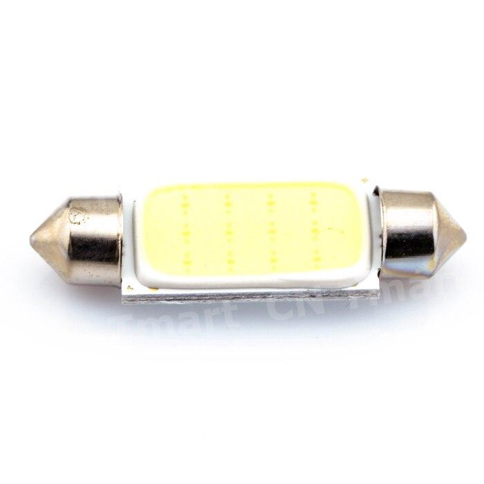 10шт 31мм 36мм 39мм 42мм с c5w 12V автомобиля светодиодная гирлянда света удара 12 чипы авто светодиодные лампы лампы автомобиля источник света