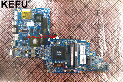 где купить  710988-501 710988-001 Fit for HP Pavilion DV6-7000 laptop motherboard DV6T-7000 Notebook 635M 2GB System Board Fully Tested  дешево