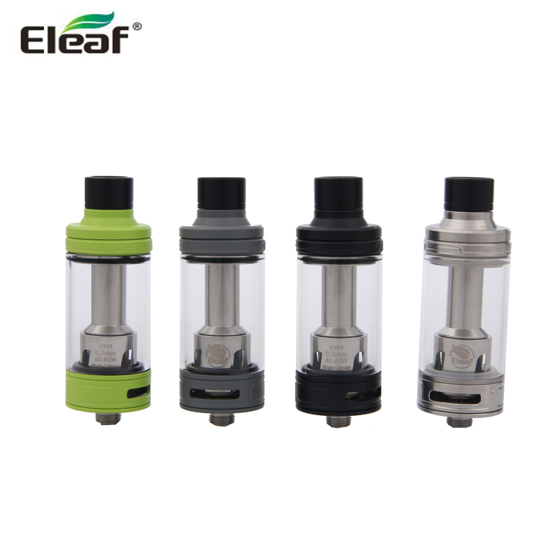 Original Eleaf ELLO mini XL 5.5ml Tank Electronic Cigarette Atomizer for E-cigarettes iKonn Total Box Mod Vape