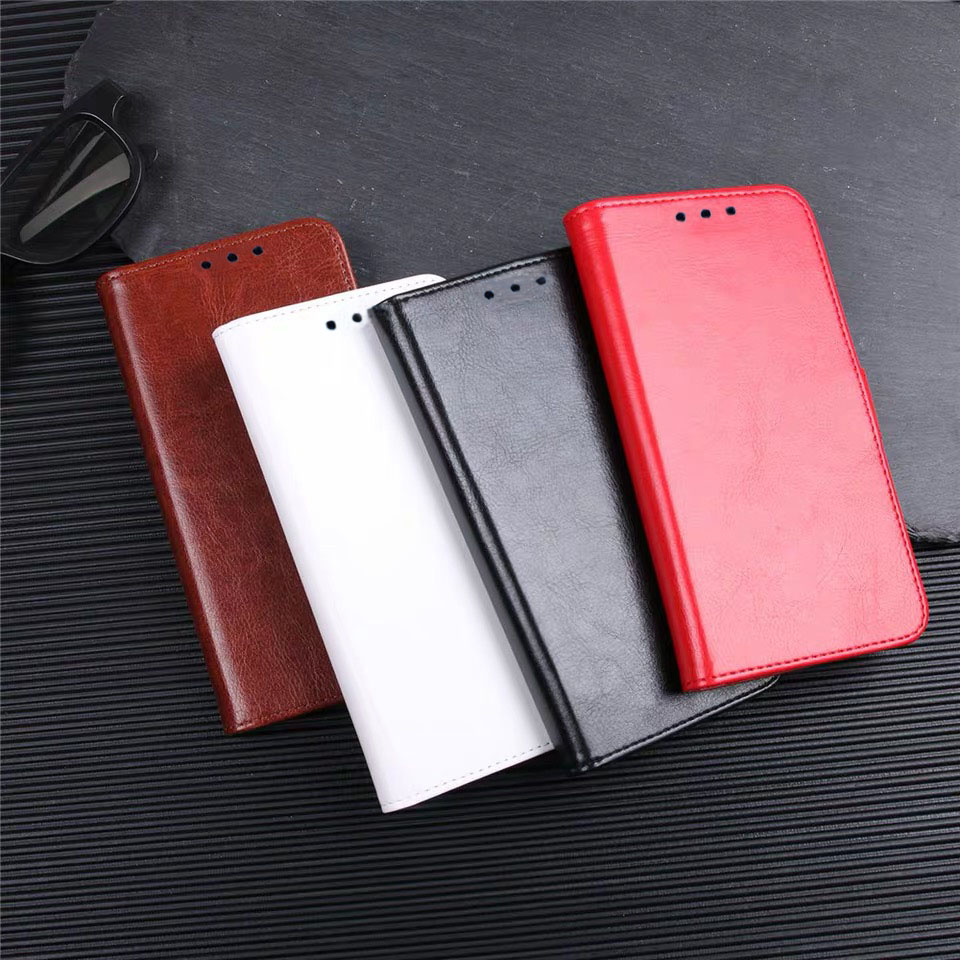 Luxury PU <font><b>Leather</b></font> Flip Wallet Phone <font><b>Case</b></font> Cover sfor <font><b>Huawei</b></font> Y9 Y7 Y6 2019 P Smart Plus <font><b>Y5</b></font> Y6 <font><b>2018</b></font> Stand Cards Holder Phone Coque image