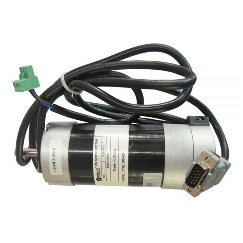 Leadshine DC Servo Motor for Flora LJ320P Printer leadshine gongzheng gzc3212dp gzcs3206 3208ds printer dc servo motor drive dcs810