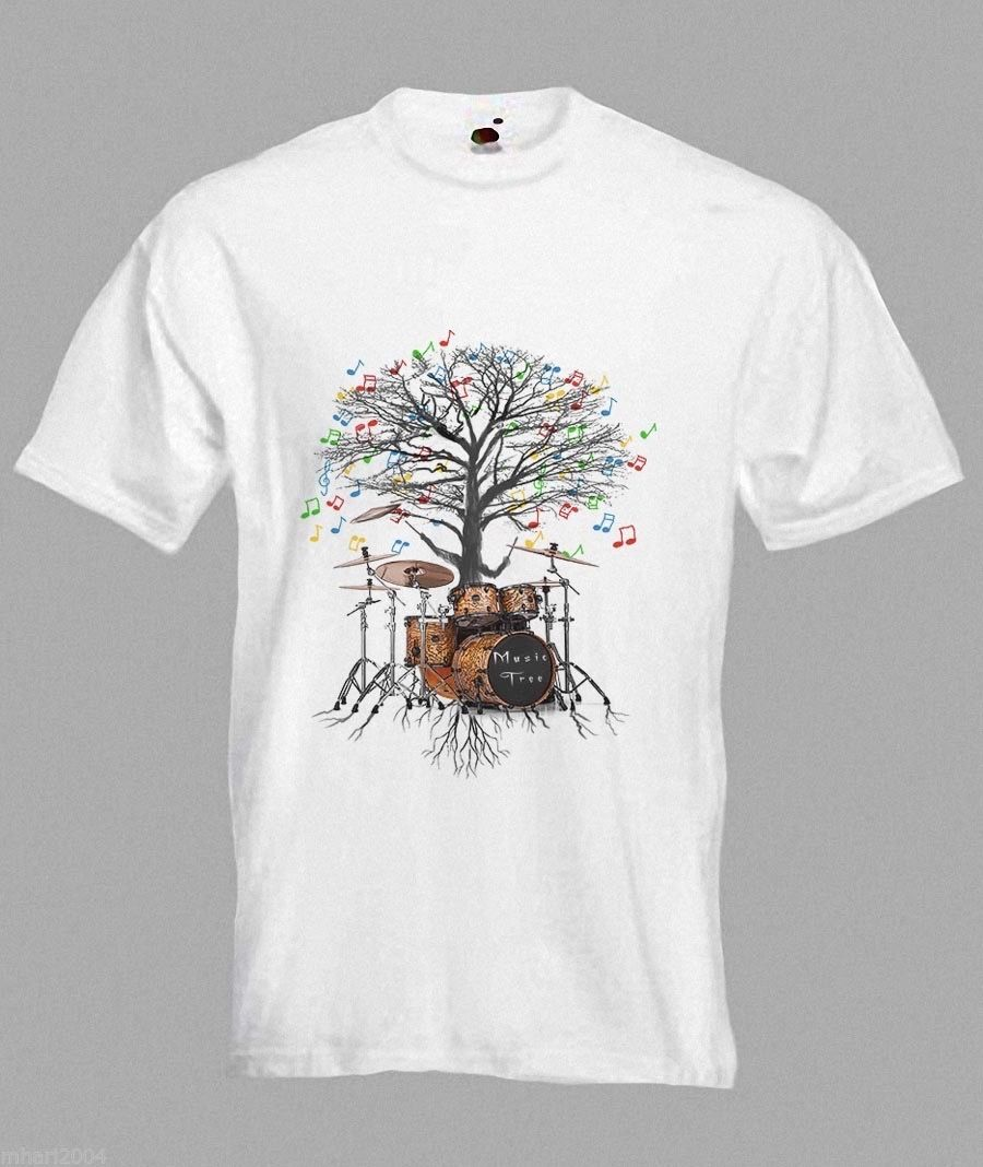 New T Shirts Funny Tops Tee Unisex High Quality Casual Printing 100% Cotton
