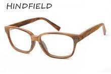 Hindfield 2017 marcos ópticos del acetato marcos de los vidrios de la vendimia para las mujeres de los hombres cool gafas marcos gafas de sol hombre