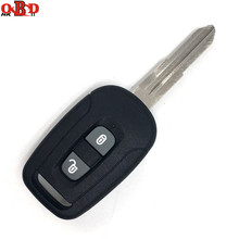 HKOBDII 2 Buttons Remote Key 433MHZ With 7936 Chip for Chevrolet Captiva