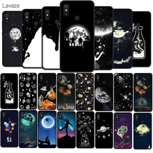 Lavaza Newest Space Moon Astronaut Soft TPU Case for Xiaomi Redmi Note 5 6 7 Pro 5A 6A S2 Plus Silicone Cover