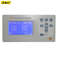 JK 8U multi channel temperature tester / data logging devices large screen LCD 100 1000