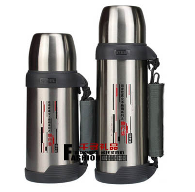 stainless steel vacuum travel pot outdoor sports thermos 1000 ml thermos vacuum cup flasks in. Black Bedroom Furniture Sets. Home Design Ideas