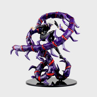 Tokyo Ghoul Kaneki Ken Generation Of Dark Jin Muyan Figure Colletible Model Toy 28cm 11