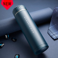 Insulated Cup Thermos Bottle 500ml Termo Cafe Bottle Stainless Steel Tumbler Cute Kids Mini Vacuum Mug Tumbler Kubki Termiczne 4