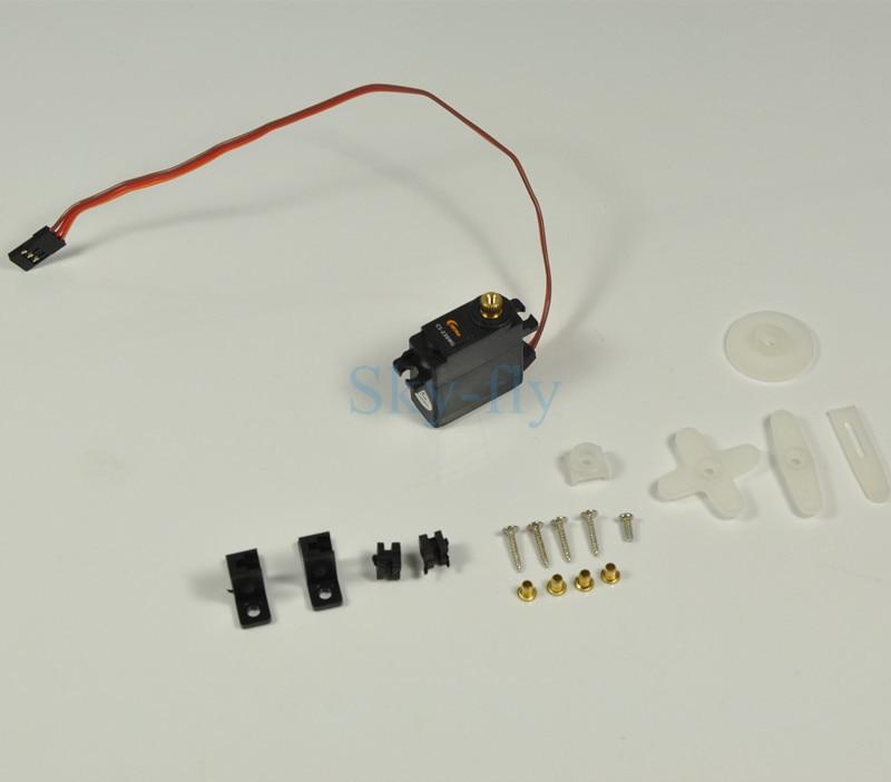 22g 4 6kg 14 sec Corona Servo CS 238MG Metal Gear Micro Servo 29x13x30mm in Parts Accessories from Toys Hobbies