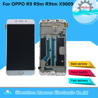 M Sen For 5 5 OPPO R9 R9m R9tm X9009 LCD Screen Display Touch Digitizer With