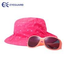 Солнцезащитные очки uv400 для детей прозрачные детские солнцезащитные
