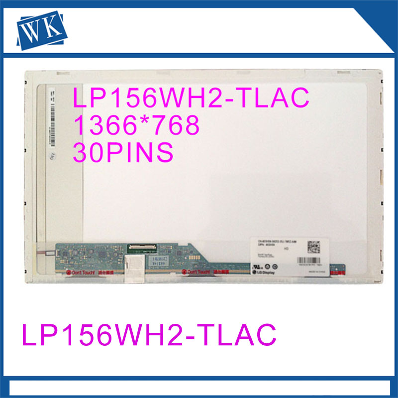 LP156WH2-TLAC LP156WH2 (TL)(AC) LED Display LCD Screen Matrix for Laptop 15.6 LP156WH2 TLAC 1366X768 40Pin Glossy ReplacementLP156WH2-TLAC LP156WH2 (TL)(AC) LED Display LCD Screen Matrix for Laptop 15.6 LP156WH2 TLAC 1366X768 40Pin Glossy Replacement