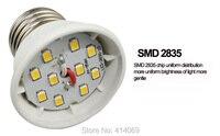 3 вт из светодиодов smd2835 Сид 2000 - 2500 к заменить эдисон лампочка лампа с вольфрамовой нитью тока деятельности ac180-240 В