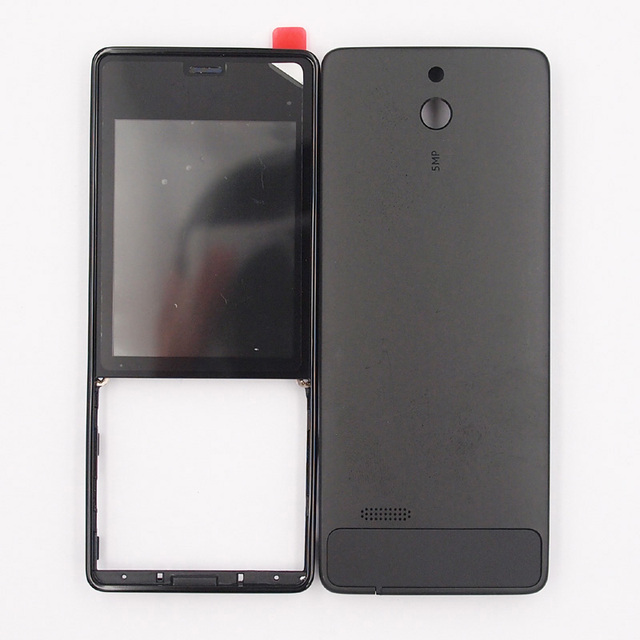 buy popular 5bb2f c4d6c US $11.38 7% OFF|BaanSam New Front Frame Battery Door Back Cover Housing  Case For Nokia 515 RM 952 With Volume Button Without Keyboard-in Phone  Pouch ...