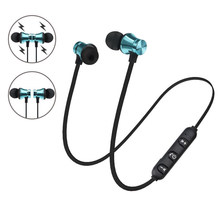 Wireless Earphones Bluetooth Earphone Sport Headset Fone De Ouvido for Iphone Samsung Xiaomi Smart Phone Ecouteur Auriculares(China)