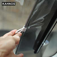 Universal Retractable Car Windshield Visor Sun Shade Auto Front Rear Side Window Blinds Sun shades Anti UV Sunshades