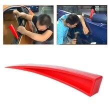 Cunha curvada para reparo de pneus automotivos, ferramenta manual para reparo de amassados sem pintura, reparo de amassados